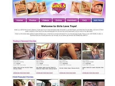 Girls Love Toys