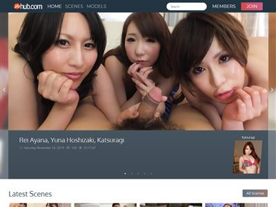 JAV Hub - Adult paysite hosts the best Japanese porn videos from ...
