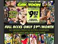 Discount Gay Toons Pass