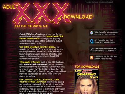 Adult XXX Download