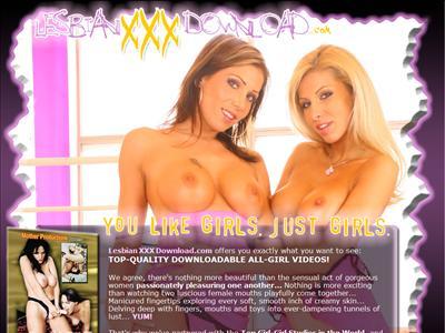 Lesbian XXX Download