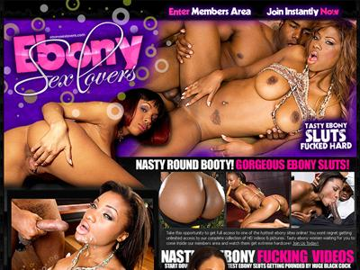 Ebony Sex Lovers