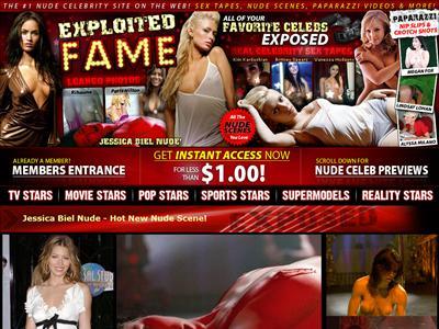 Exploited Fame
